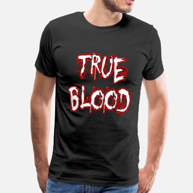 True Design True Blood - Men's Premium T-Shirt