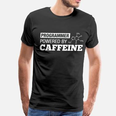 Programmers programmer coffee - Men's Premium T-Shirt