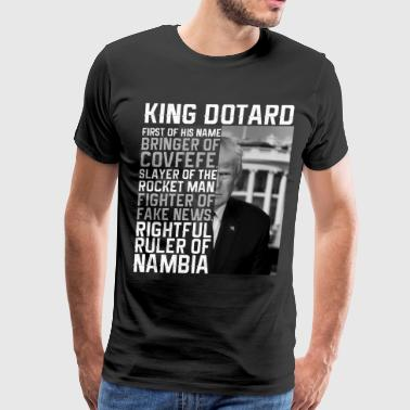 King Dotard - Men's Premium T-Shirt