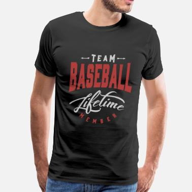 Baseball Team Team Baseball - Men's Premium T-Shirt
