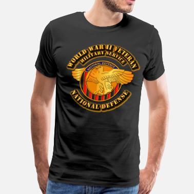 World War Ii Veteran World War II Veteran - Men's Premium T-Shirt