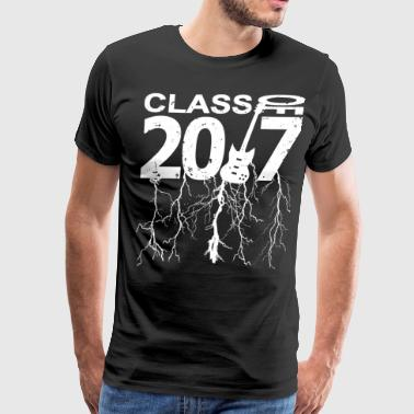Class Of 2017 Rocks - Men's Premium T-Shirt