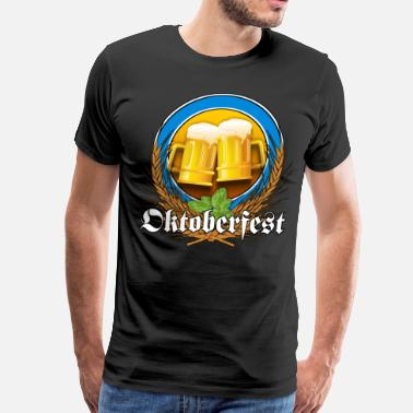 Gay Pop Culture Oktoberfest - Men's Premium T-Shirt