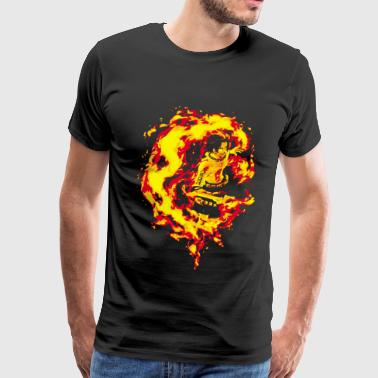 Portgas D. Ace Fire Fist Ace - Men's Premium T-Shirt