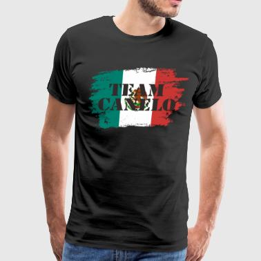 Mexico Boxing team canelo - Men's Premium T-Shirt