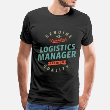 Logistic Manager Logistics Manager - Men's Premium T-Shirt