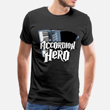 Accordion Accordion - Men's Premium T-Shirt