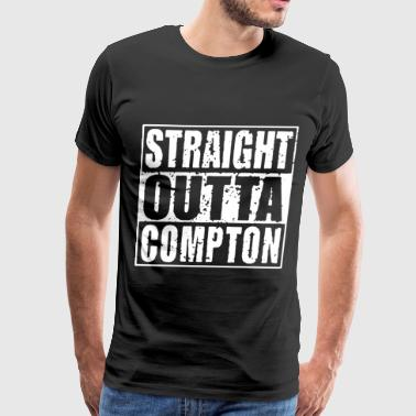 Straight Outta Compton California Colors Eazy E Nw - Men's Premium T-Shirt
