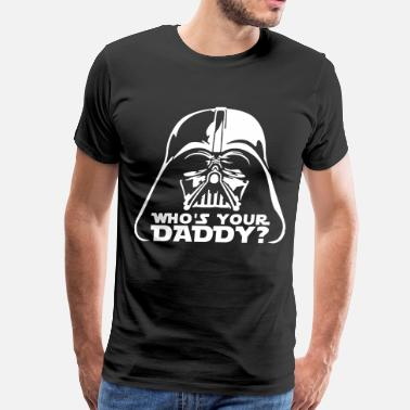 I Am Your Father Geek - Men's Premium T-Shirt