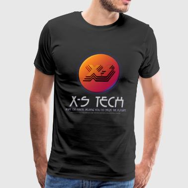 Disney's Alien Encounter - XS Tech - Men's Premium T-Shirt