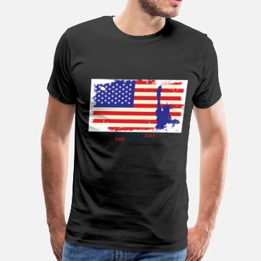 Veteran Soldier Veterans Day - Men's Premium T-Shirt