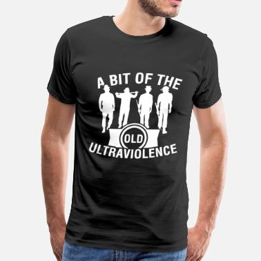 Clockwork Orange ULTRAVIOLENCE - Men's Premium T-Shirt