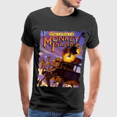 Monkey Island 3 - Men's Premium T-Shirt