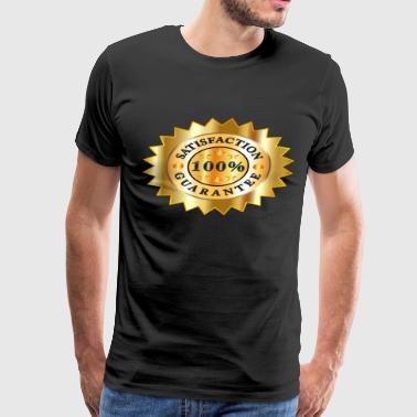 Satisfaction Guarantee - Men's Premium T-Shirt
