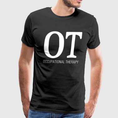 Rehab Occupational Therapy Graphic T-shirt - Men's Premium T-Shirt