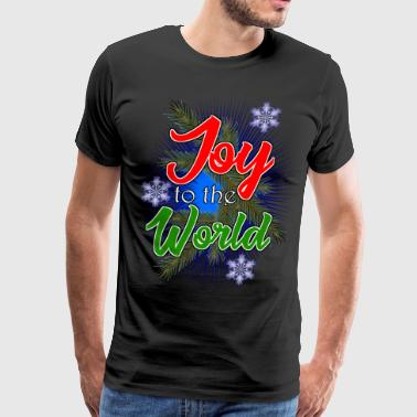 Joy To The World - Men's Premium T-Shirt