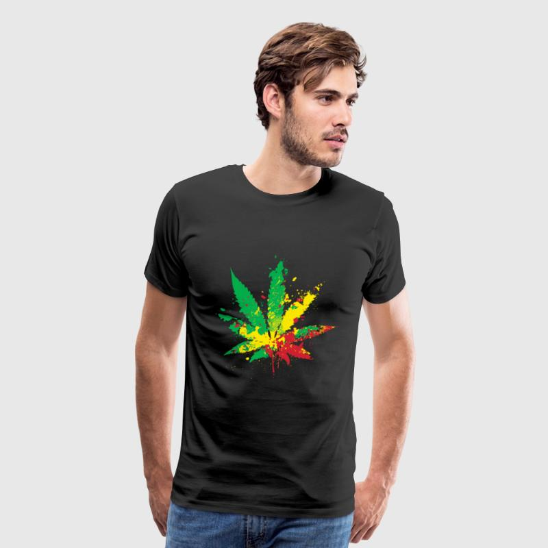 Leaf - Men's Premium T-Shirt