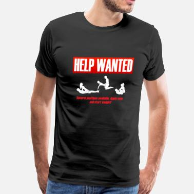 Comic helpwanted - Men's Premium T-Shirt