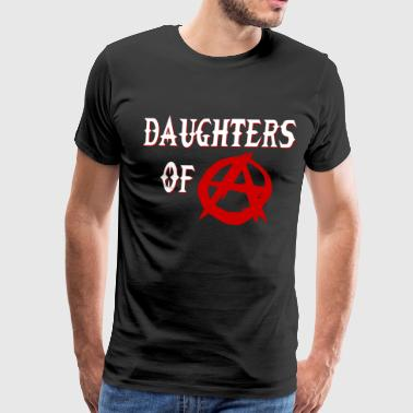 Daughters of Anarchy - Men's Premium T-Shirt