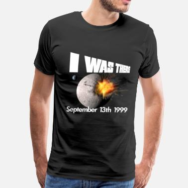 Moonbase Alpha I Was There in 1999 - Men's Premium T-Shirt