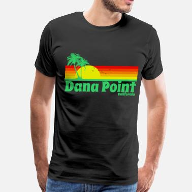 Dana Dana Point - Men's Premium T-Shirt