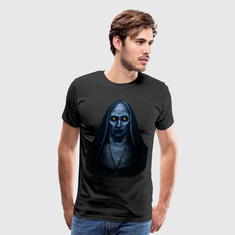 The Nun - Conjuring 2 - Men's Premium T-Shirt