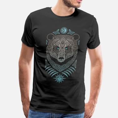 Nordic FOREST LORD - Men's Premium T-Shirt