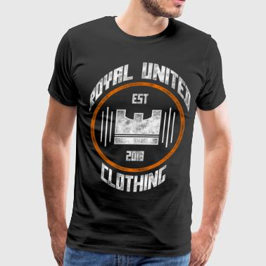 Royal United Clothing - Men's Premium T-Shirt