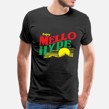 Mello Enjoy Mello Hype - Men's Premium T-Shirt