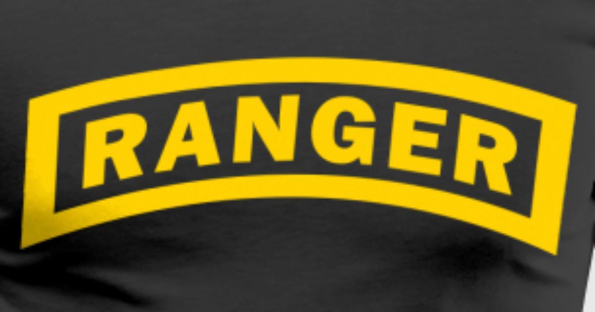 Us Army Ranger By Wokestore Spreadshirt