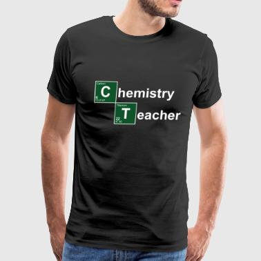 Chemistry Teacher Breaking Bad - Men's Premium T-Shirt