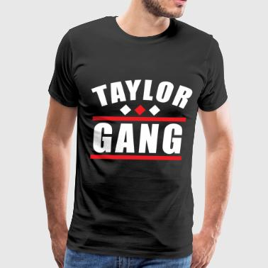 Taylor Gang Crewneck - Men's Premium T-Shirt