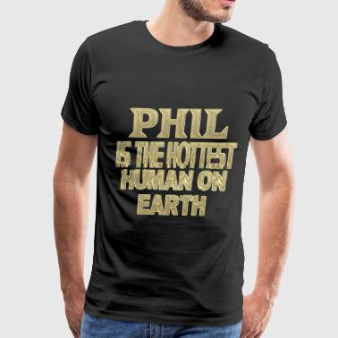 Phil - Men's Premium T-Shirt
