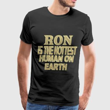 Ron - Men's Premium T-Shirt