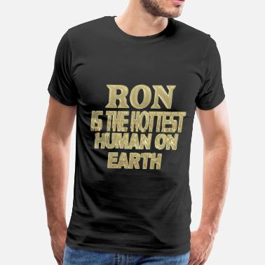 Ron Weasley Ron - Men's Premium T-Shirt