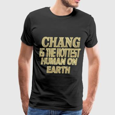 Chang - Men's Premium T-Shirt