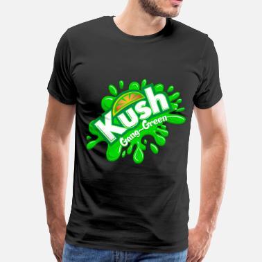 buy popular 29bf8 57b26 Shop Kush T-Shirts online | Spreadshirt