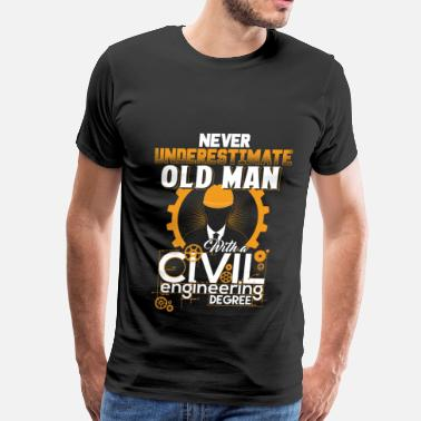 Demolition Company Civil engineering - Civil engineering t-shirt - Men's Premium T-Shirt