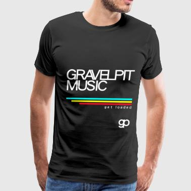 Gravelpit Music - Men's Premium T-Shirt