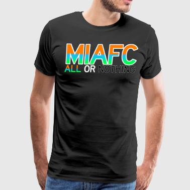 Official INTER MIAMI™ SUPPORTERS TRUST Members / - Men's Premium T-Shirt