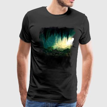 nature - Men's Premium T-Shirt