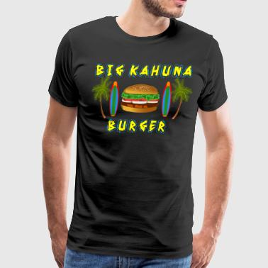 Big Johns Pulp Fiction - Big Kahuna Burger - Men's Premium T-Shirt