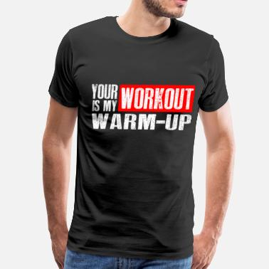 153d0fec Shop Funny Gym T-Shirts online   Spreadshirt