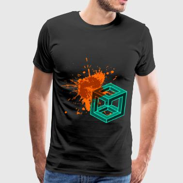 Cubism - Men's Premium T-Shirt