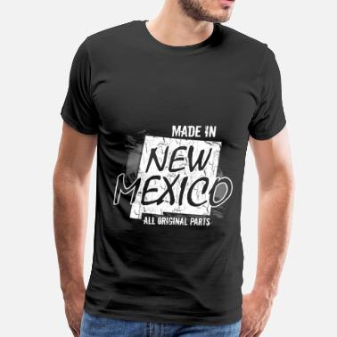 Made In New Mexico New Mexico T-shirt - Made in New Mexico - Men's Premium T-Shirt