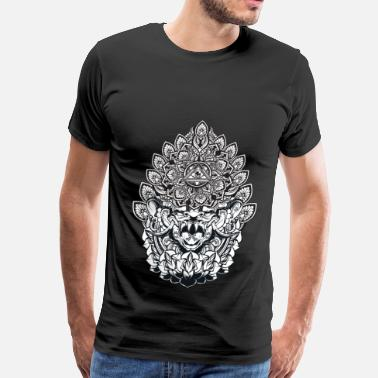 Dope Chinese Chinese Dragon - Men's Premium T-Shirt