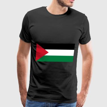 Palestine Flag - Men's Premium T-Shirt