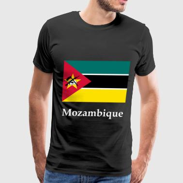 Flag Of Mozambique Mozambique Flag - Men's Premium T-Shirt