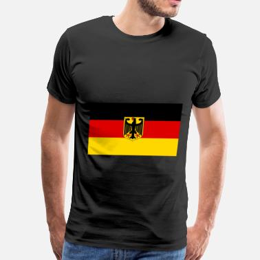 Germany Flag Germany Flag - Men's Premium T-Shirt