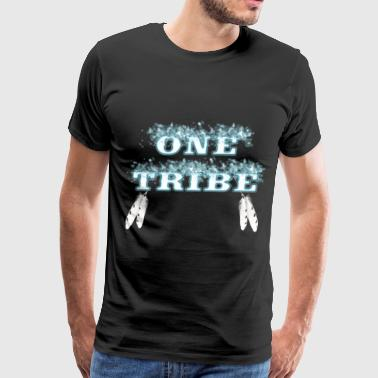 ONE TRIBE SPLASH - Men's Premium T-Shirt